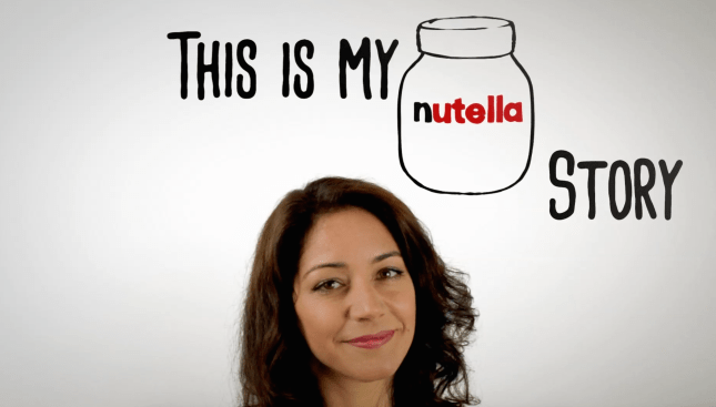 Sara Rosso My Nutella Story