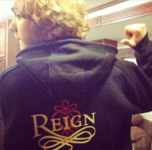 """Toby Regbo in """"Reign"""" – Francis"""