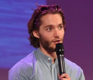 Toby Regbo - Convention Parigi 2019