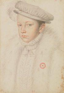 Toby Regbo François Francis II - Re di Francia