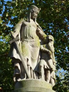 Ethelfleda - Signora dei Merciani