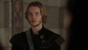 """Toby Regbo Francis Bash Toby Regbo - Francis in """"Reign"""""""