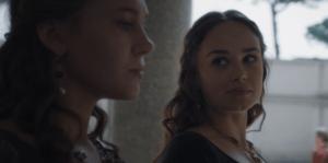 """""""I Medici 3"""" – Ep. 5 (Le mogli di Lorenzo e Riario si incontrano)"""