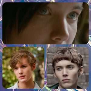 "Toby Regbo (Nemo in ""Mr. Nobody"" - James in ""Someday This Pain Will Be Useful to You"" - John in ""uwantme2killhim?"")"