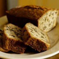 Toby Regbo: diretta (aprile bis)! – pt 1. Banana bread - Dolce di origine statunitense