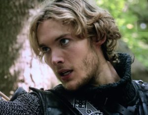 "Toby Regbo - Francis in ""Reign"""