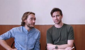 "Toby Regbo e Torrance Coombs - Francis e Bash in ""Reign"""