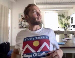 Toby Regbo: Virtual Chat. Toby Regbo - DIAH3 (agosto 2020 - Sicilia)