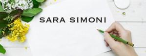 Intestazione del sito Sara Simoni