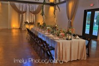 Bakers Ranch Wedding Ceremony & Reception Set Up ...