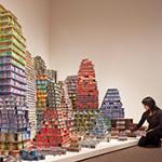 Jean Shin's Chance City (2001-09)