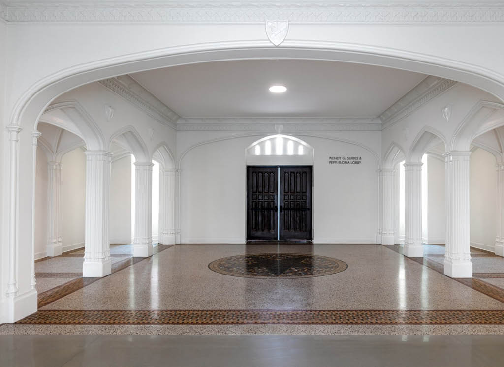 Wendy G. Surkis & Peppi Elona Historical Lobby