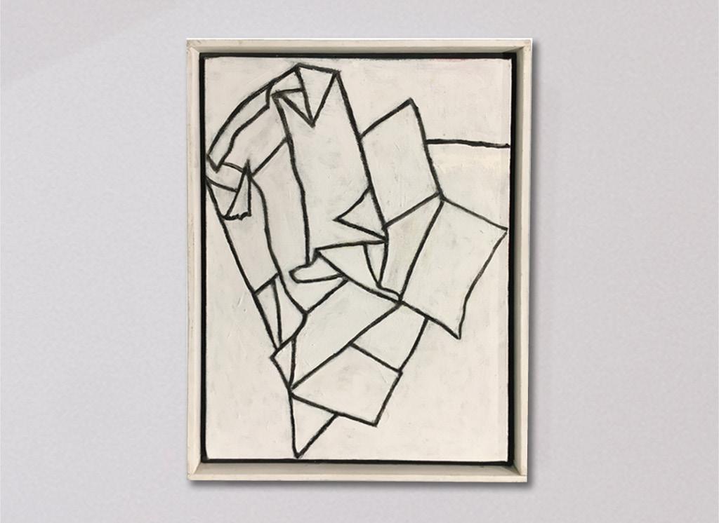 Robert Barber's Carton Abstract