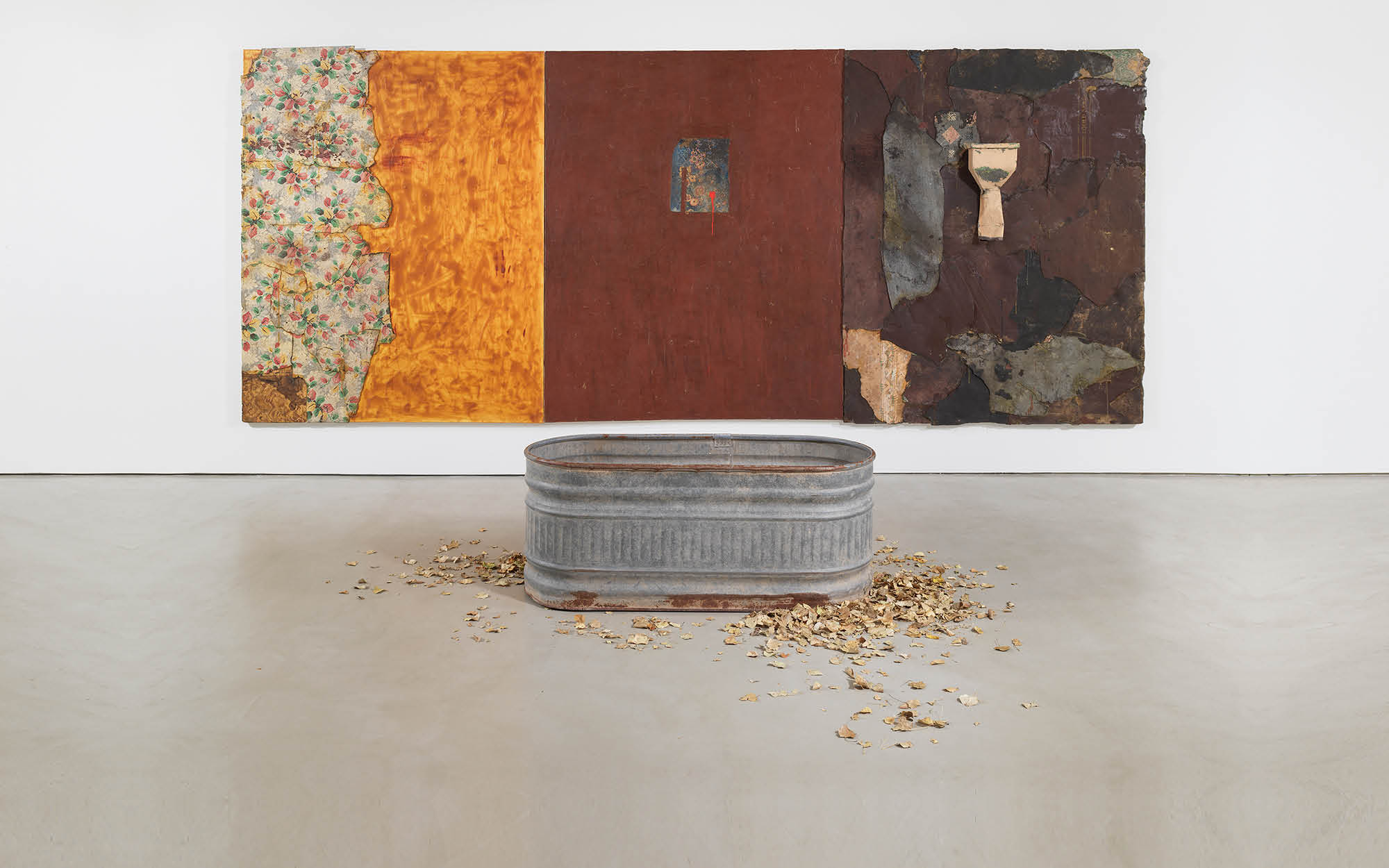 Harmony Hammond: Material Witness,Five Decades of Art exhibition, 28 March - 26 July