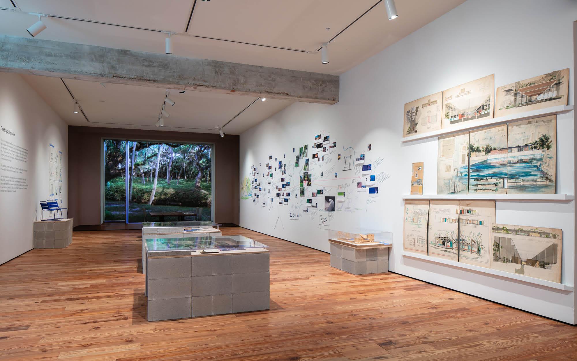 Carl Abbott, The Bayou Studio at Sarasota Art Museum 2021