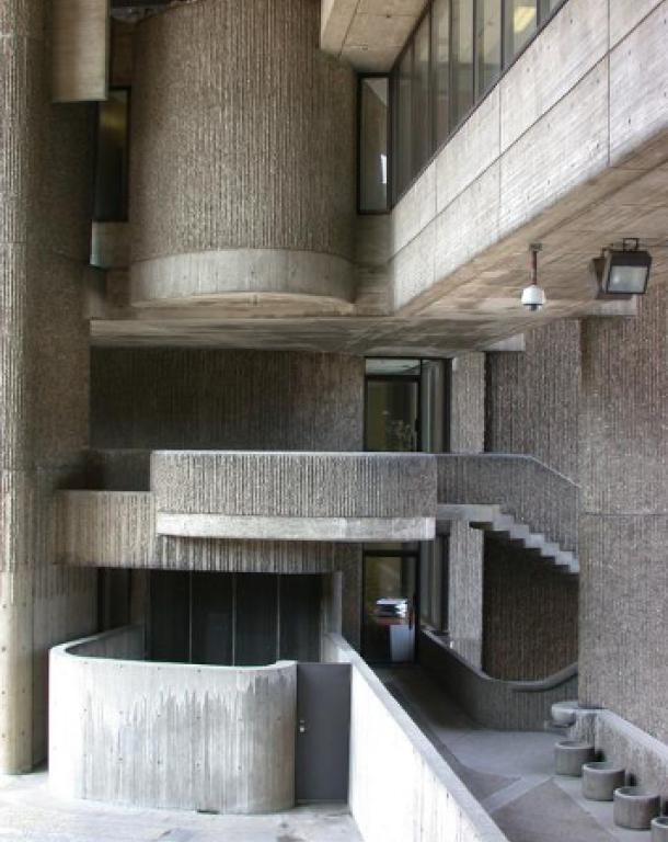 Boston Government Service Center, 1962-1971, Source: Architectuul