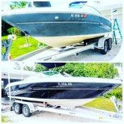 Boat Detailing Sarasota Bradenton 941 400 7897