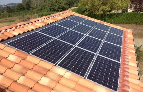 photovoltaïque 17,16,86,79,85 SARASUN
