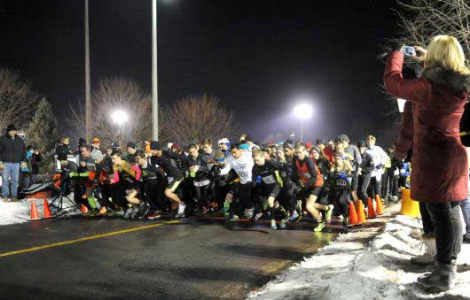 Image result for first night saratoga 5k
