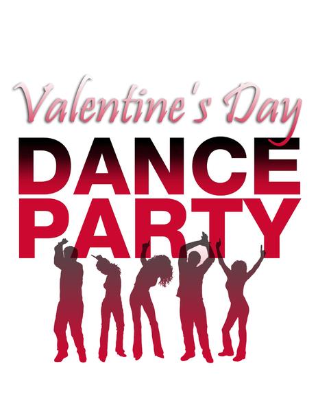 Saratoga Bridges Valentines Dance Logo