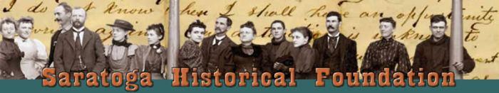 Saratoga History Museum