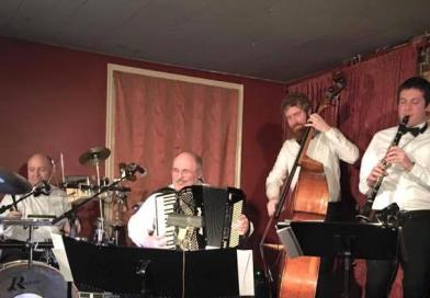 Golfstrom Quartet – June 4 at 3:30pm