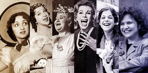 Making Trouble: Three Generations of Funny Jewish Women