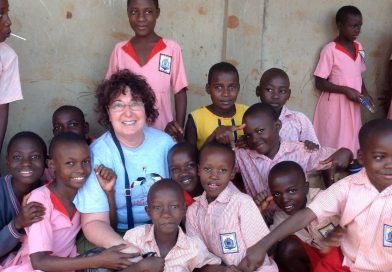 ROBIN SOLOMON: MAKING THE WORLD A BETTER PLACE