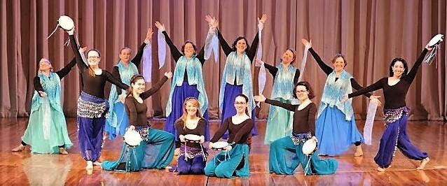 Israeli Folk Dancing: 2/16