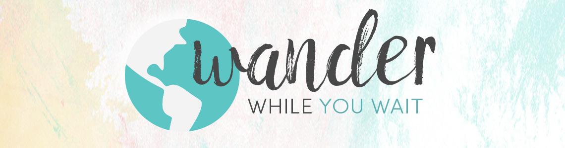 Wander While You Wait Logo