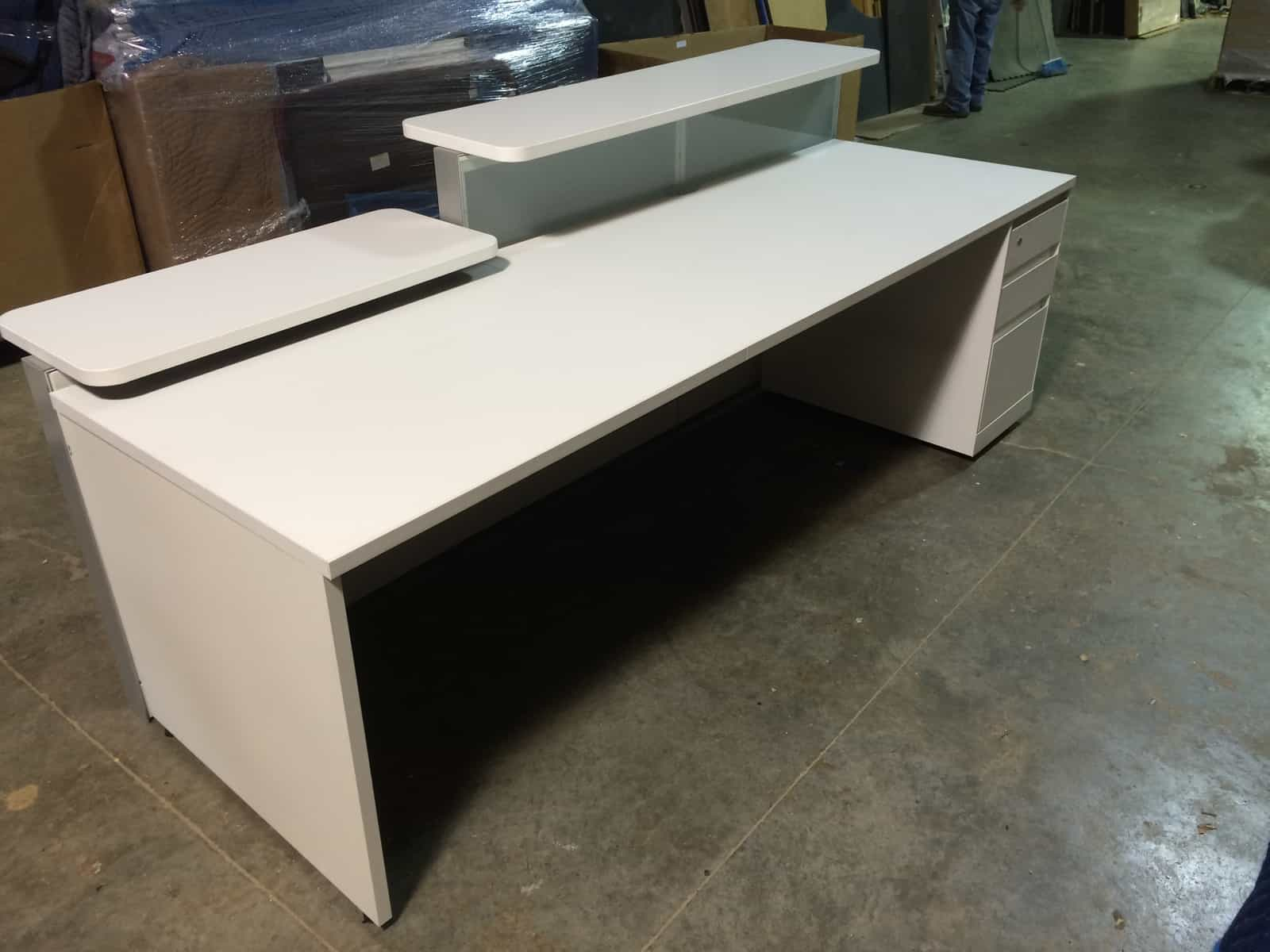 used conference table chairs diy toddler and wood room or break furniture tables