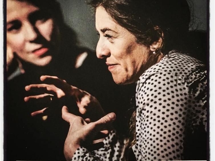 Belgian National day of Dance – Lisi Estaras talks to Knack Magazine