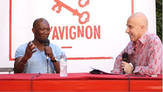 Kalakuta Republik – Avignon's press conference