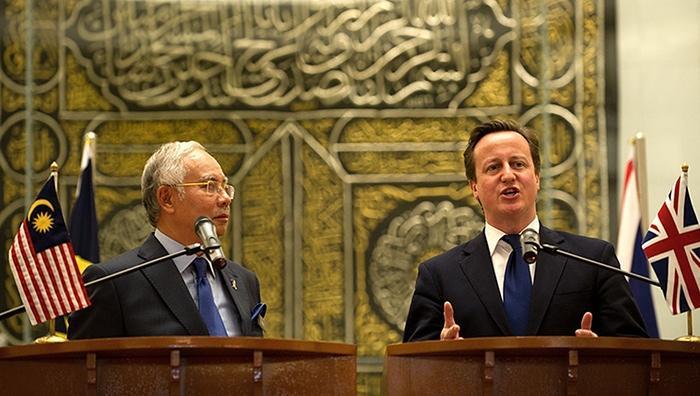 Cameron Ought To Cancel His Malaysia Visit | Sarawak Report