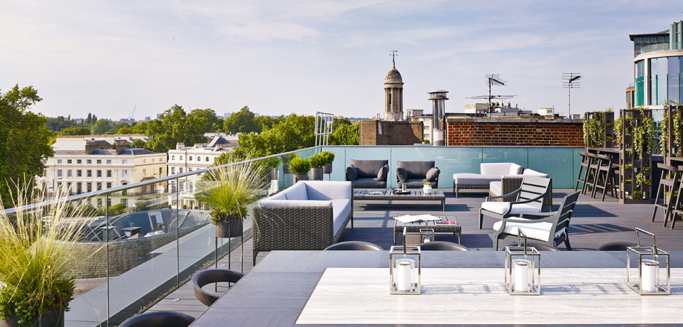 Views over London - big money spinner for Taib's daughter's company Ridgeford Properties