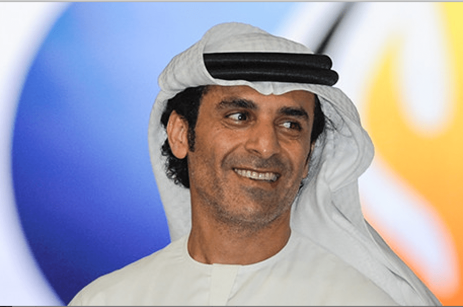 Khadem al Qubaisi, key player at Aabar