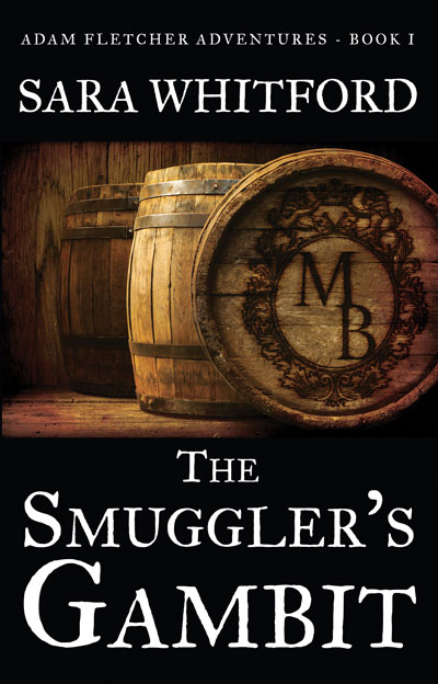 The Smuggler's Gambit - Adam Fletcher Adventure Series Book 1