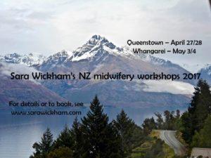 nz 2017 workshops