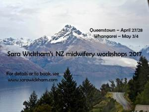 nz 2017 workshops