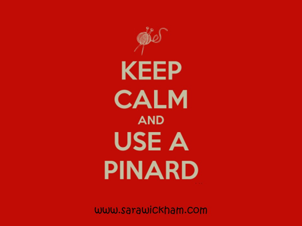 Pinard Wisdom (part 2)