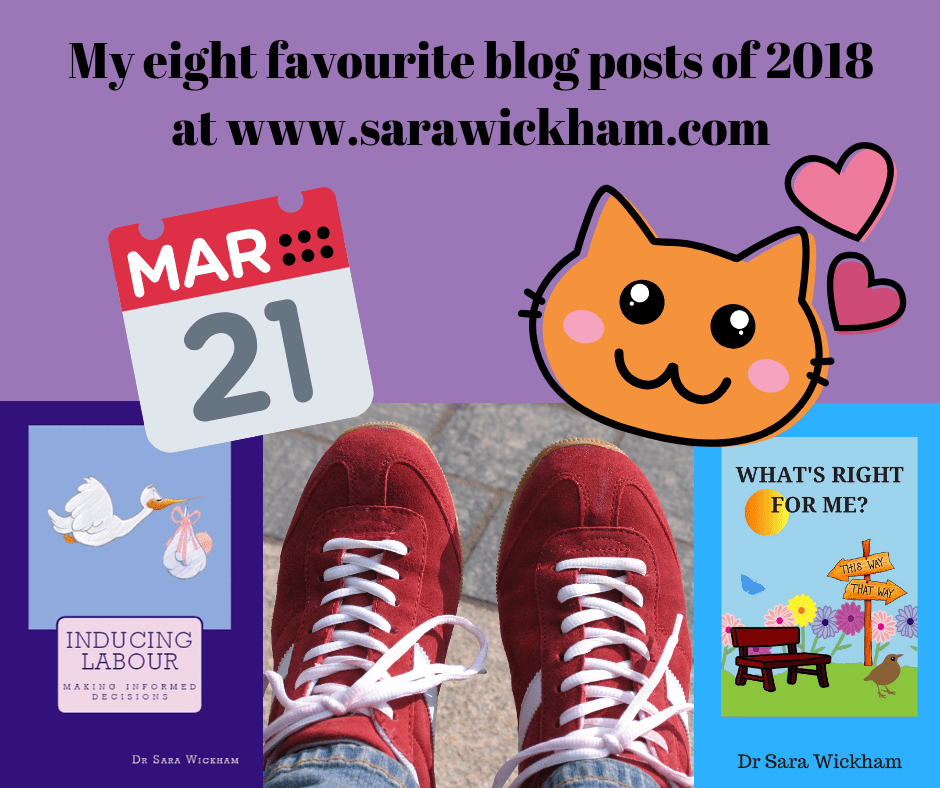 My eight favourite blog posts of 2018