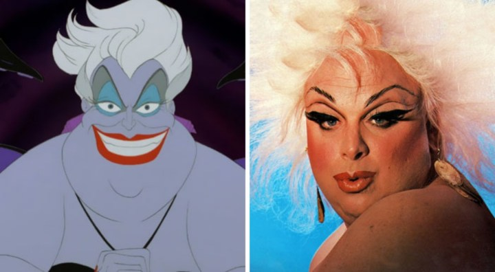 cartoon characters based on real life