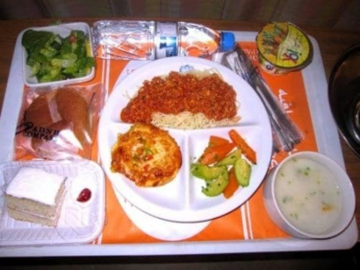 hospital foods from around the world