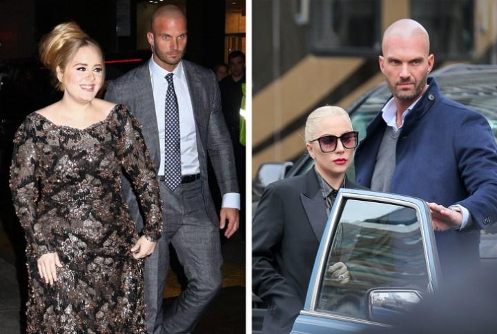 celebrity bodyguards