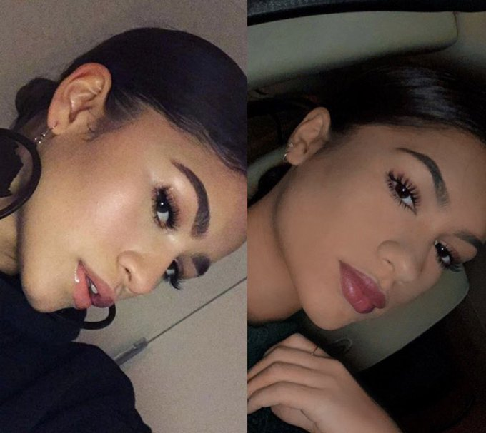 Zendaya look alike