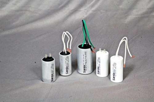 small resolution of the capacitor remains permanently in series in starting and running condition these types of motors are used