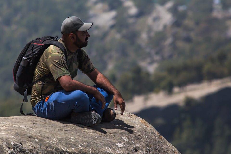 Panjpeer Rocks