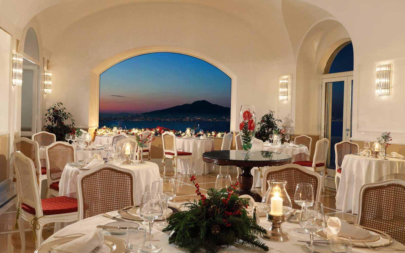 Grand Hotel Excelsior Vittoria Sorrento  Sardatur Holidays
