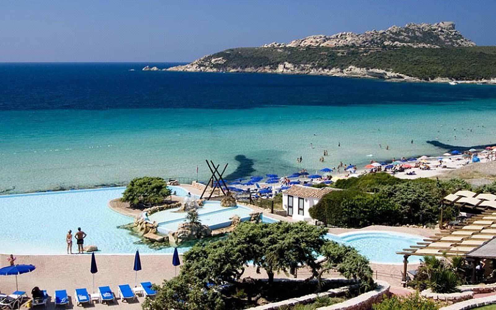 Colonna Grand Hotel Capo Testa  Costa Smeralda