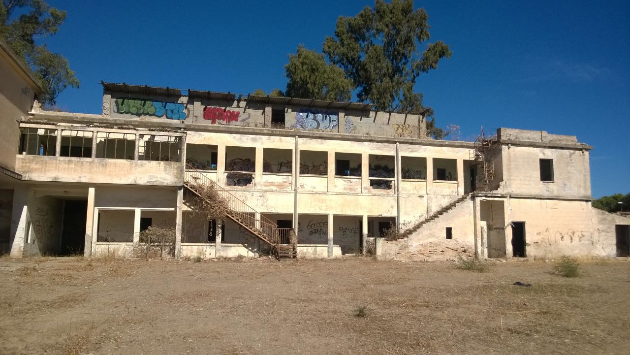 La casa di marzapane Flumini di Quartu  Sardegna Abbandonata